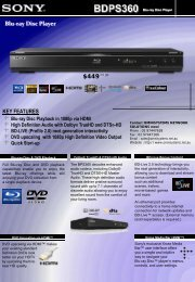Blu-ray Disc Player - Omnisystems