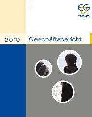 Geschäftsbericht - Evangelische Darlehnsgenossenschaft eG