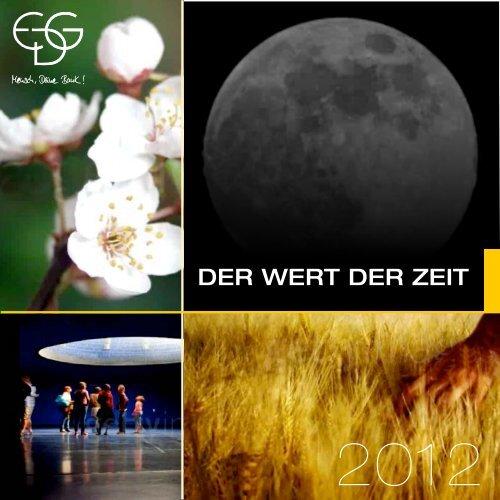 Geschäftsbericht 2012 - Evangelische Darlehnsgenossenschaft eG