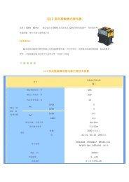 GJ1 系列接触器式继电器