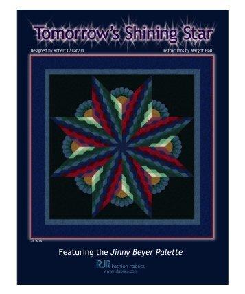 Tomorrow's Shining Star - RJR Fabrics