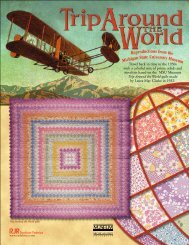 Trip Around The World - RJR Fabrics