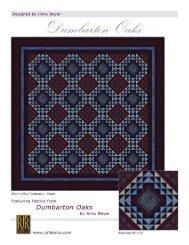 Dumbarton Oaks - RJR Fabrics