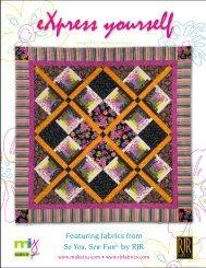Express Yourself - RJR Fabrics