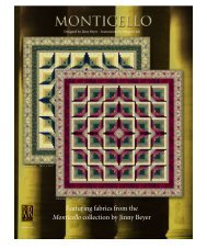 Monticello - RJR Fabrics