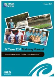 Facilitator Guide - Sport New Zealand