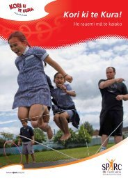 Download the full resource (PDF, 3.65 Mb) - Sport New Zealand