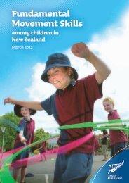 Fundamental Movement Skills March 2012 - Sport New Zealand