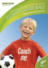 COACH GEAR BAG - Sport New Zealand