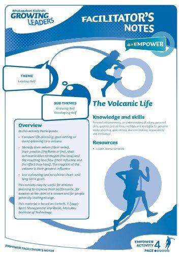 The Volcanic Life