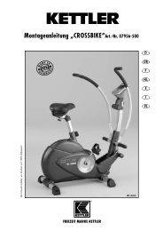 7956-500 Crossbike 1273b-0405:7956-500 ... - Sportolino.de