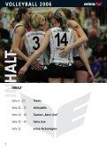VOLLEYBALL 2006 - Sportolino.de - Page 2