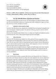 1 Univ.-Prof. Dr. Georg Wydra Universität des Saarlandes ...