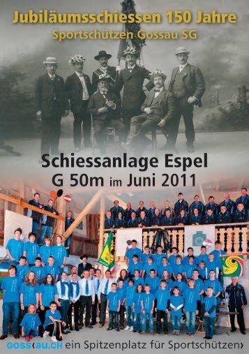 Festführer G50 - Sportschützen Gossau