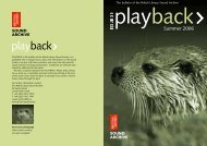 playback - British Library