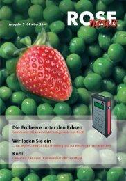 Okt 2004 - ROSE Systemtechnik Industriegehäuse, Ex-Gehäuse ...