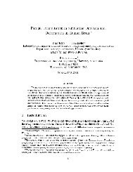 Parallel Computation in Simulating Diffusion and Deformation in ...
