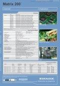 Datenblatt Matrix 200 - Page 2