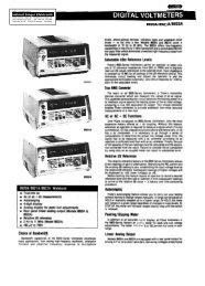 A/8922A Functions AutDranging - Helmut Singer Elektronik