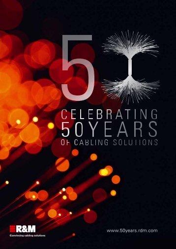 50 Jahre R&M
