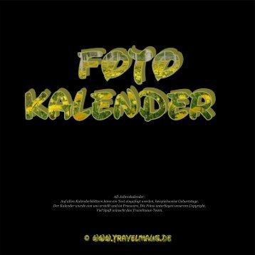All-Jahreskalender - PictureCompany.de