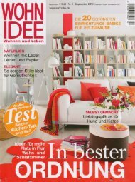 IDEE - Fashion for Home