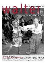 40 Jahre Gemeinschaftshaus • Kiezgipfel - Quartiersmanagement ...