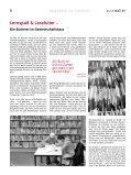 40 Jahre Gemeinschaftshaus • Kiezgipfel - Quartiersmanagement ... - Seite 6