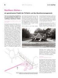 geht's zum Interview - Quartiersmanagement Gropiusstadt