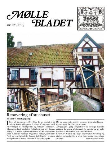 Møllebladet – 2014 - Lumby Mølle