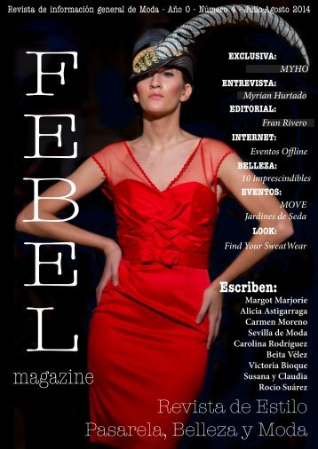 FEBEL Magazine  Julio 2014