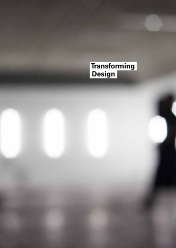 Transforming Design