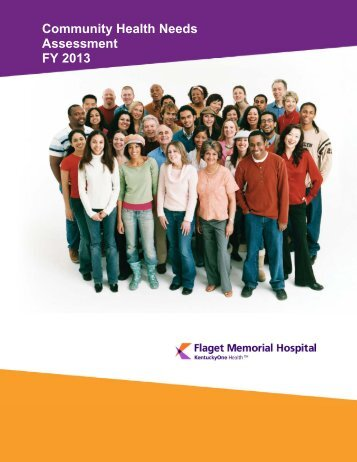 Community Health Needs Assessment FY 2013