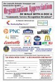 "3K WALK WITH A DOC & ""Community Service Recognition Breakfast"" - Page 3"