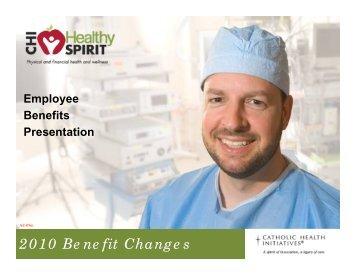 Employee - Saint Joseph Hospital