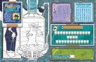 Captain's Grille Kids Menu - Walt Disney World