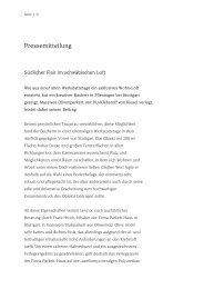 Olivenparkett im Wohnloft Stuttgart-Plieningen - Kiesel