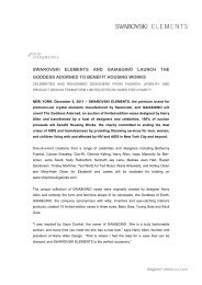 Download full article - Swarovski