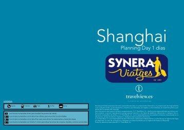 1 día en Shanghai