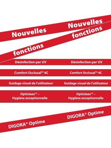 DIGORA® Optime Système d'imagerie numérique intra ... - Soredex