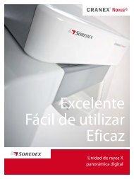 Unidad de rayos X panorámica digital - Soredex