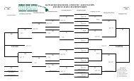 Boys Final Brackets - SportsHigh.com