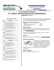 30 annual girls soccer state championships - SportsHigh.com