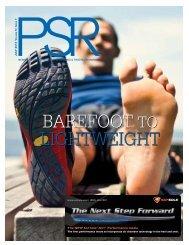 BAREFOOT TO LIGHTWEIGHT - SportsOneSource.com