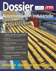 Automatisation industrielle - Agoria