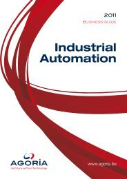 Industrial Automation - Agoria