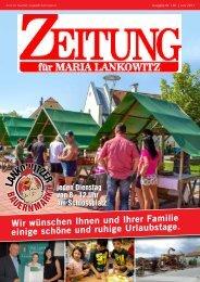 Ausgabe 136 - Lankowitzer Bauernmarkt