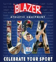 2013 Blazer Athletic Caralog_Pgs 01_48 - Sports Equipment