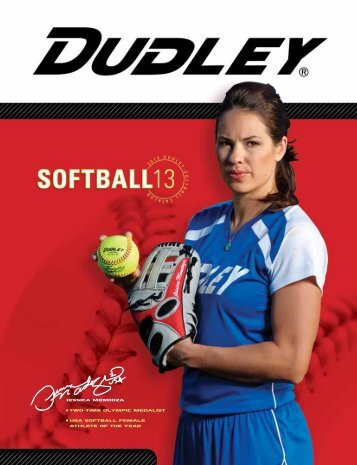 Two-‐Time Olympic medalist Jessica Mendoza ... - Sports Equipment