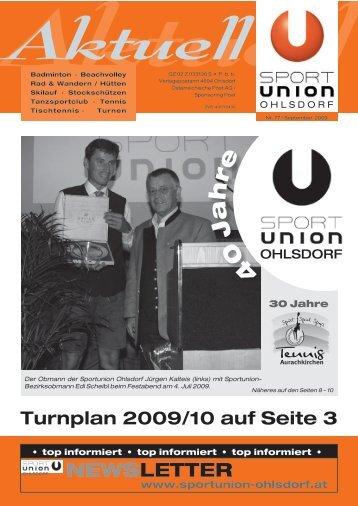 PDF-Dokument - Sportunion Ohlsdorf